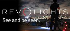 REVO LIGHTS(自転車用LEDライト)